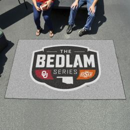 OSU vs OU Football rivalry logo Outdoor Ulti-Mat - Nylon 60 x 96