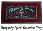 Sassafras Bless this Home Switch Doormat - 10 x 22
