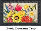 Indoor & Outdoor Botanical Garden MatMates Doormat - 18x30