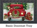 Indoor & Outdoor Bringing Home the Tree MatMates Doormat
