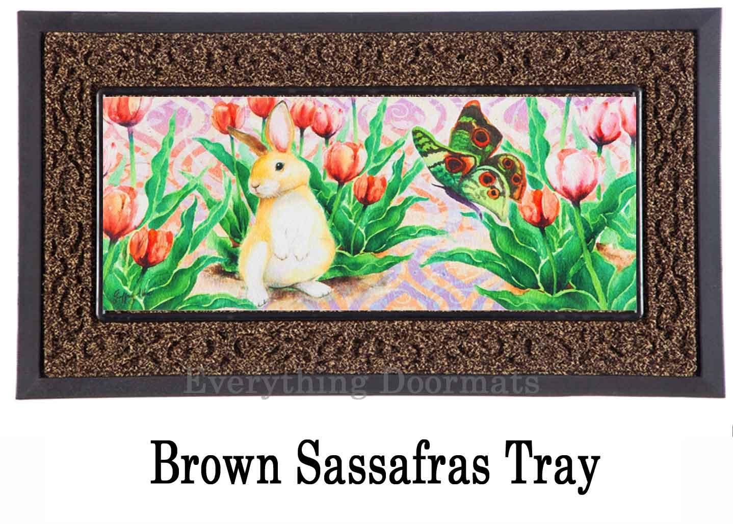 Sassafras Bunny Patch Switch Mat 10 X 22 Insert