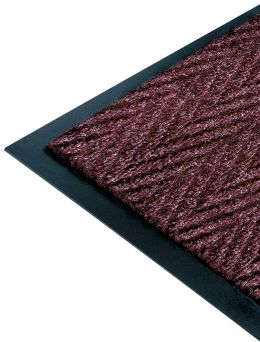 Chevron Rib Entry Mat
