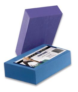 Yoga Block 3''x6''x9'' Blue