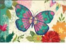 Indoor & Outdoor Capistrano Butterfly MatMate Doormat