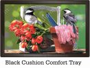 Indoor & Outdoor Chickadee Rest Stop MatMate Doormat