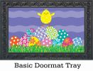 Indoor & Outdoor Chicks Rule MatMates Doormat - 18 x 30