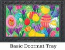 Indoor & Outdoor Chicky Babes MatMate Doormat - 18 x 30