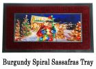 Sassafras Christmas Lights Switch Doormat - 10 x 22