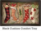 Indoor & Outdoor Christmas Stockings MatMate Doormat-18x30