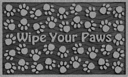 CleanScrape Deluxe Outdoor Mat - Wipe Your Paws