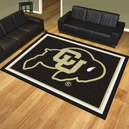 Colorado University Buffaloes Area Rug – 8 x 10