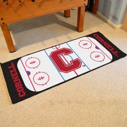 Cornell Big Red Rink Runner Mat - 29x72