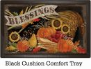 Indoor & Outdoor Cornucopia Blessings MatMates Doormat