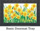 Indoor & Outdoor Daffodils in Bloom MatMate Doormat-18x30