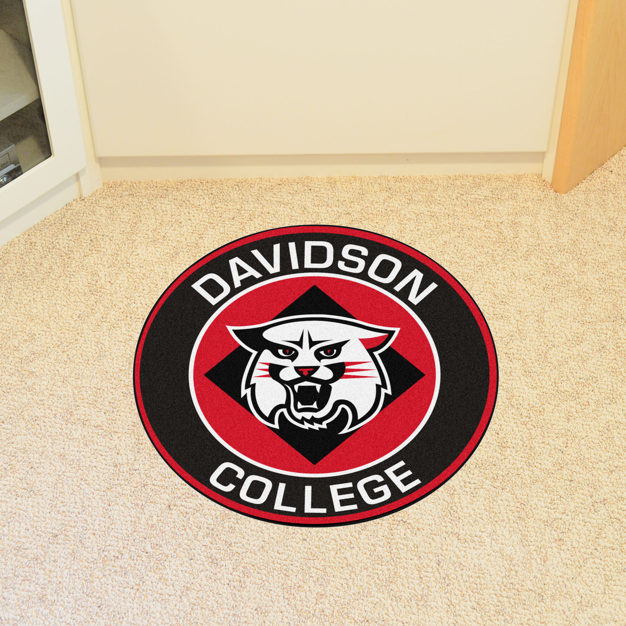 Davidson College Logo Roundel Mat 27 Quot