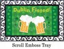 Indoor & Outdoor Dublin Fisted MatMate Doormat-18x30