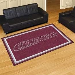 Eastern Kentucky University Colonels Area Rug – 5 x 8