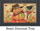 Indoor & Outdoor Fall Friends MatMates Doormat - 18 x 30