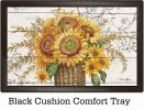 Indoor & Outdoor Farmhouse Sunflower MatMates Doormat