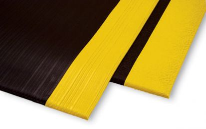 Soft Foot Anti-Fatigue Safety w/ DuraShield PVC Foam Mat