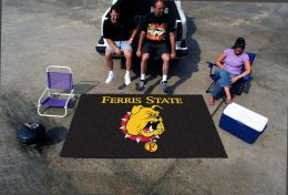 "Ferris State University Outdoor Ulti-Mat - Nylon 60"" x 96"""