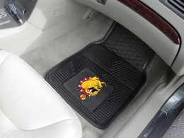 "Ferris State University 2pc Vinyl Car Floor Mats - 18"" x 27"""