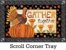 Indoor & Outdoor Gather Together MatMates Doormat-18x30