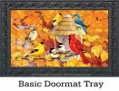 Indoor & Outdoor Gazebo Birdhouse Insert Doormat - 18x30