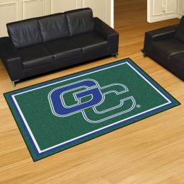 Georgia College & State University Bobcats Area Rug – 5 x 8