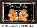 Indoor & Outdoor Gingerbread Holiday Insert Doormat - 18x30