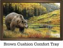 Indoor & Outdoor Grizzly MatMates Doormat - 18 x 30