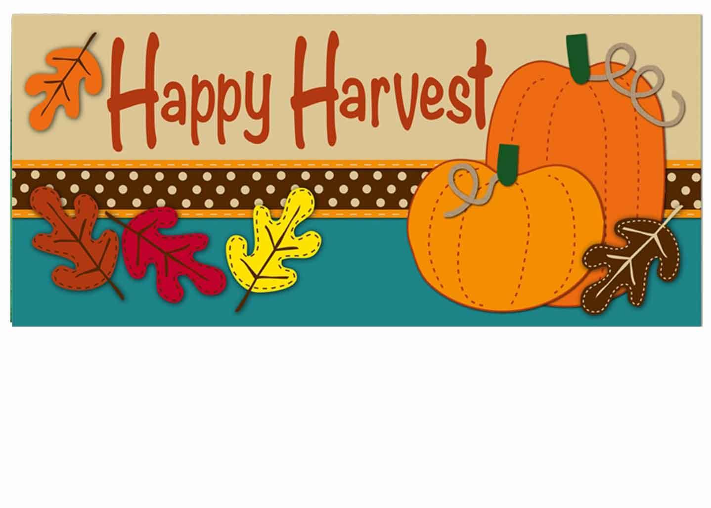 Sassafras Happy Harvest Switch Doormat 10 X 22
