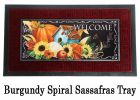 Sassafras Harvest Greetings Switch Mat - 10 x 22 Doormat