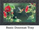 Indoor & Outdoor Hummingbird Delight MatMate Doormat