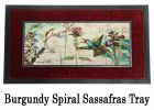 Sassafras Hummingbird Switch Mat - 10 x 22 Insert Doormat