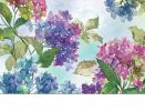 Indoor & Outdoor Hydrangeas MatMate Doormat-18x30