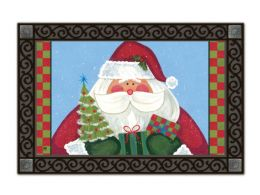 Indoor & Outdoor MatMates Doormat - Gifts from Santa