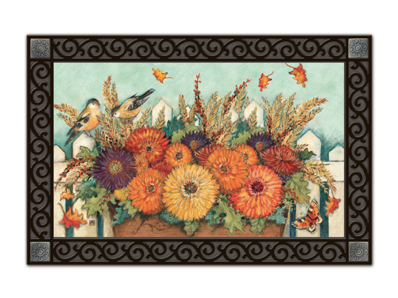 Indoor & Outdoor MatMates Doormat - Harvest Gate