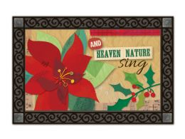 Indoor & Outdoor MatMates Doormat - Heaven Nature Sing