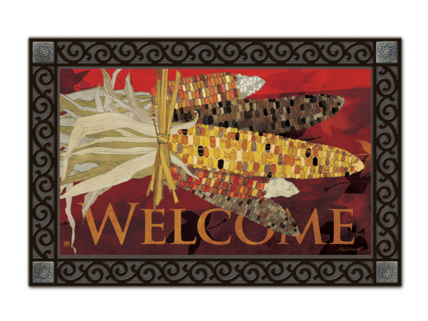 Indoor & Outdoor MatMates Doormat - Maize