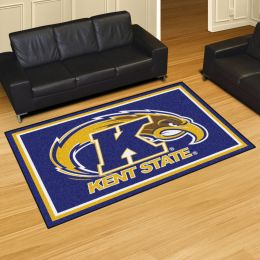 Kent State University Golden Flashes Area Rug – 5 x 8