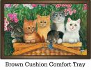 Indoor & Outdoor Kitten Basket Insert Doormat - 18 x 30