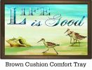 Indoor & Outdoor Life is Good Insert Doormat - 18 x 30