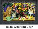 Indoor & Outdoor Little Bloomers Insert Doormat - 18x30