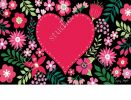 Indoor & Outdoor Love Everywhere MatMate Doormat - 18 x 30