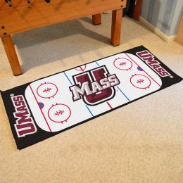Massachusetts  UMass Rink Runner Mat - 29x72