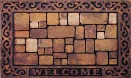 Masterpiece Outdoor Doormat - Aberdeen Welcome