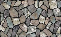 Masterpiece TireTuff Outdoor Doormat - Flagstone Rock