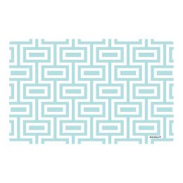 FoFlor Maze in Manhattan Mat - Doormat, Runner, Area