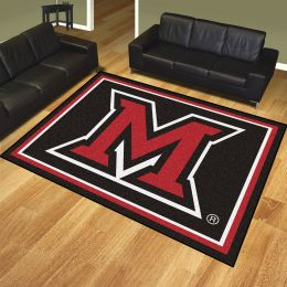 Miami of Ohio University Area rug – Nylon 8' x 10'